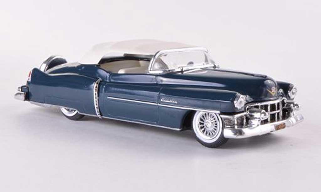 Cadillac Eldorado 1/43 Vitesse bleue 1953 miniature