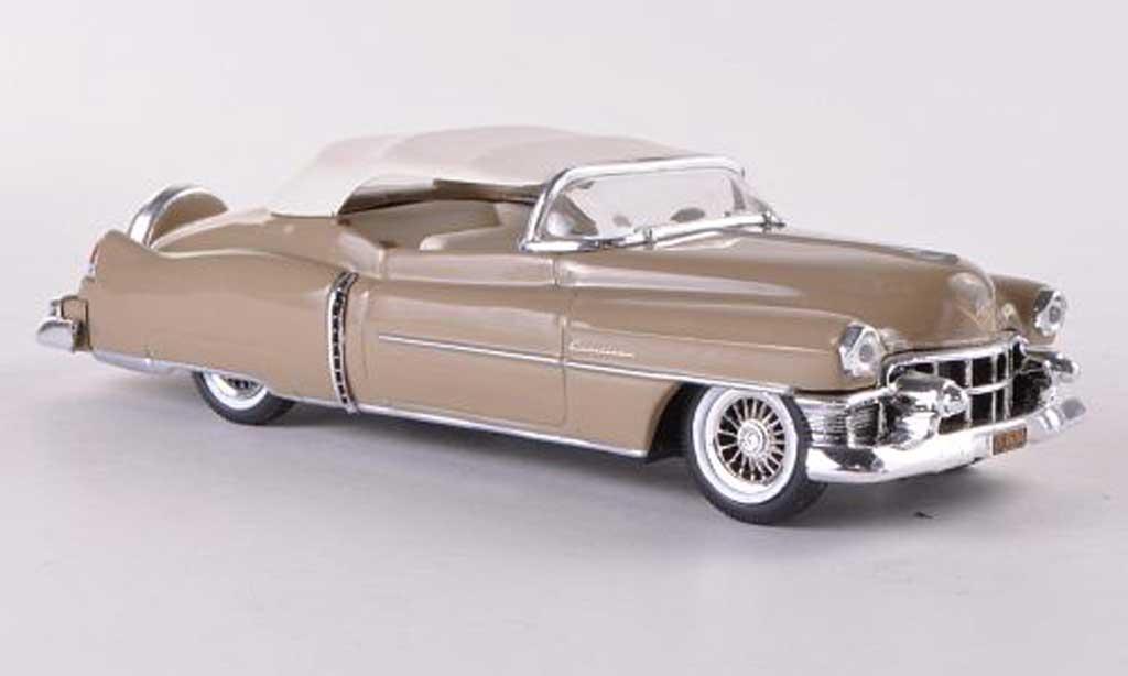 Cadillac Eldorado 1/43 Vitesse beige  1953 miniature