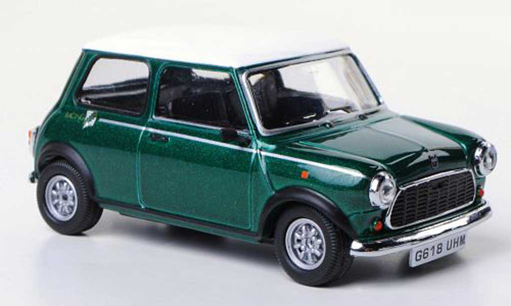 austin mini cooper racing green green white rhd 1990. Black Bedroom Furniture Sets. Home Design Ideas