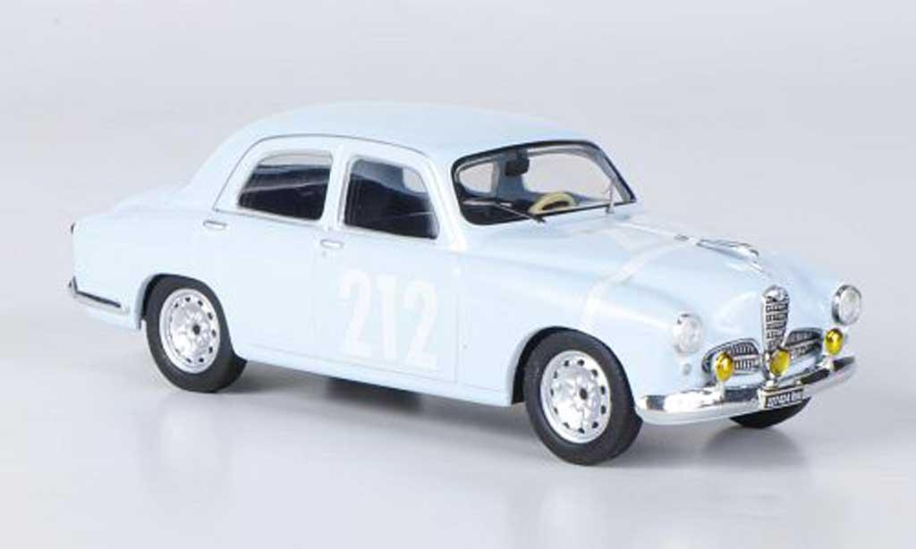Alfa Romeo 1900 1/43 M4 Berlina No.212 Targa Florio 1957 miniature