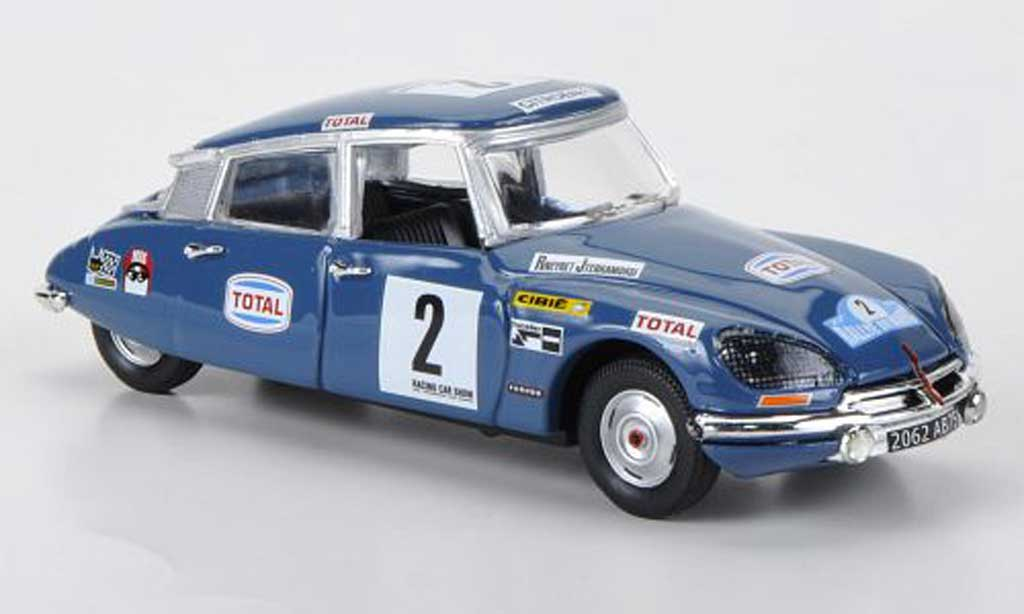 Citroen DS 21 1/43 Rio No.2 Neiret / Terramorsi Rally Marokko 1971 miniature