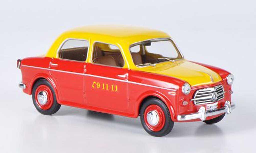 Fiat 1100 1/43 Rio TV Taxi Bern (CH) 1955 miniature