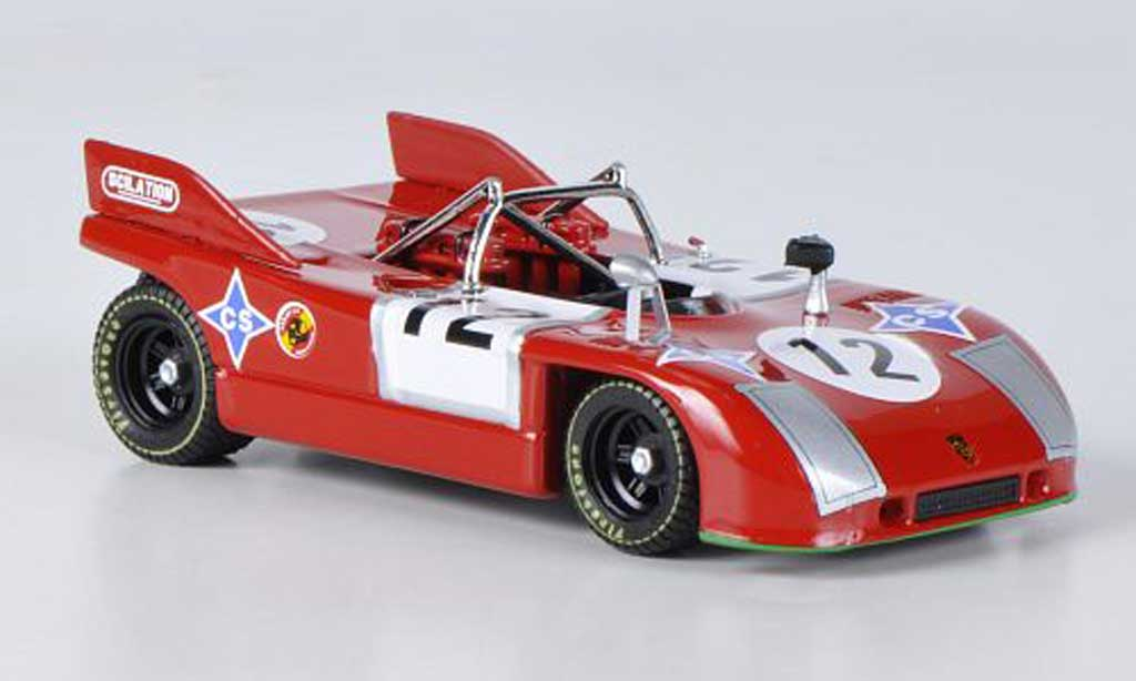 Porsche 908 1974 1/43 Best No.12 Spa miniature