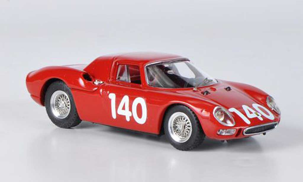Ferrari 250 LM 1965 1/43 Best No.140 Targa Florio