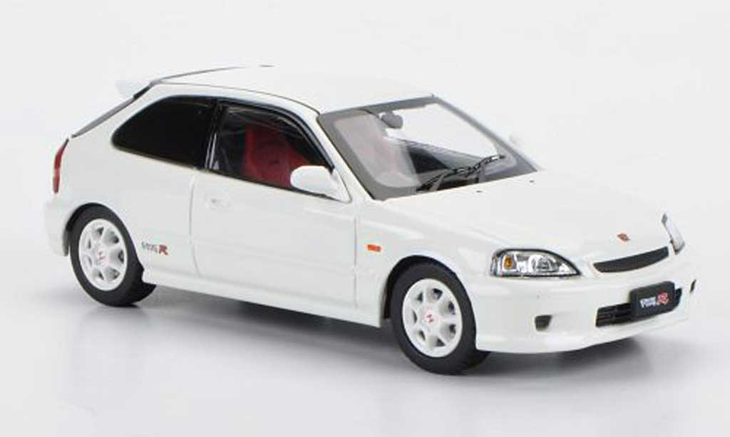 honda civic type r ek9 weiss ebbro modellauto 1 43 kaufen verkauf modellauto online. Black Bedroom Furniture Sets. Home Design Ideas