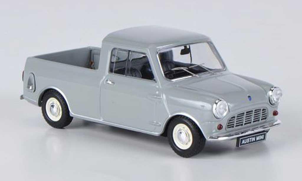 Austin Mini Pick Up 1/43 Ebbro 1/4 ton grise RHD 1961 miniature