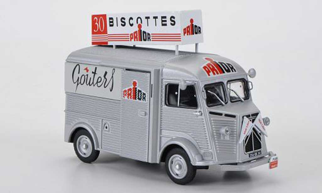 Citroen Type H 1/43 Eligor Biscottes Prior miniature