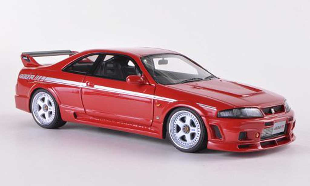 Nissan Skyline R33 1/43 HPI Nismo 400R red RHD diecast model cars