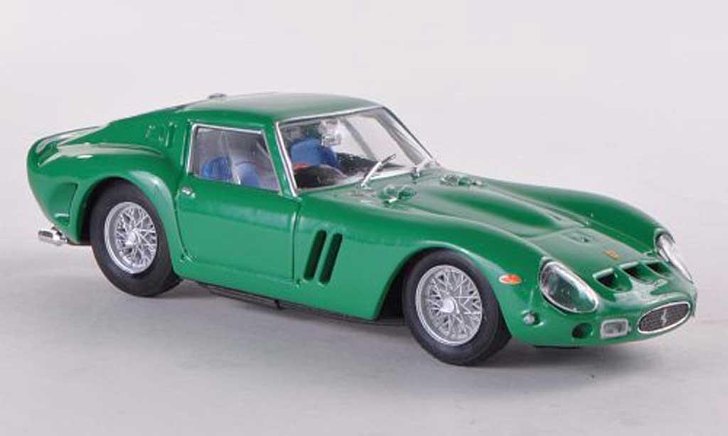Ferrari 250 GTO 1962 1/43 Brumm gun RHDDavid Piper miniature