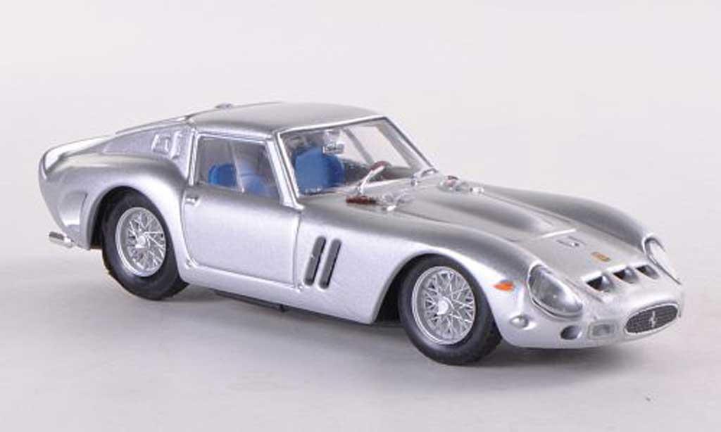 Ferrari 250 GTO 1962 1/43 Brumm grise 50th Anniversary 1962-2012 miniature