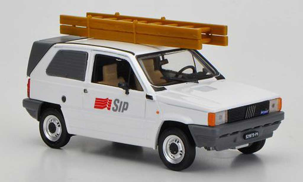 Fiat Panda 1/43 Brumm Van SIP Societa Telefonico Italiana 1983 diecast model cars
