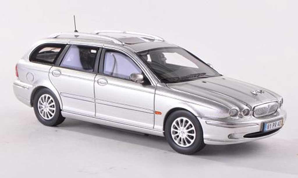 Jaguar X-Type 1/43 Premium X Wagon d LHD 2004 miniature