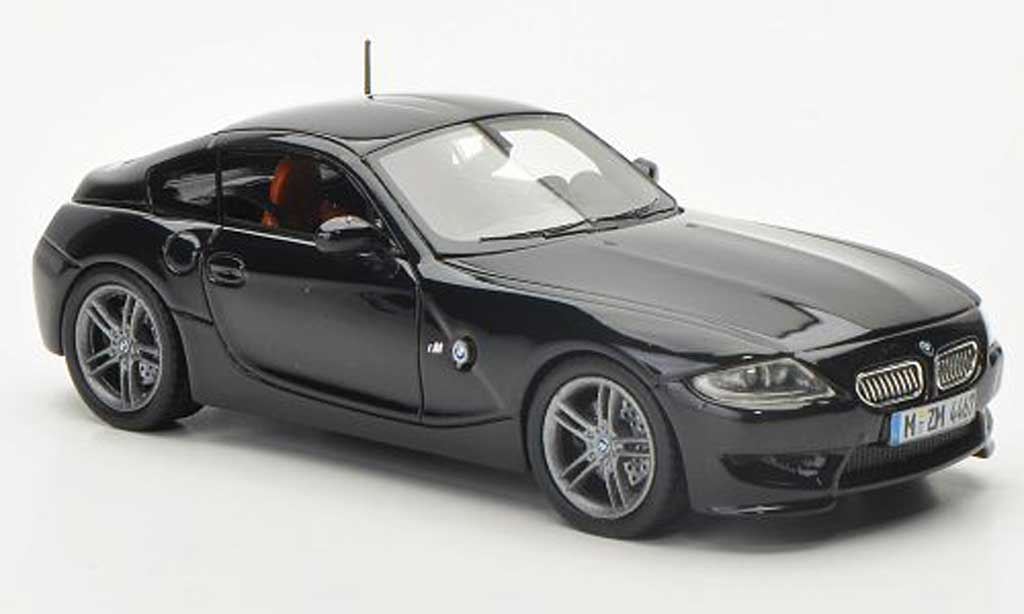 bmw z4 e89 coupe e86 schwarz 2009 neo modellauto 1 43 kaufen verkauf modellauto online. Black Bedroom Furniture Sets. Home Design Ideas