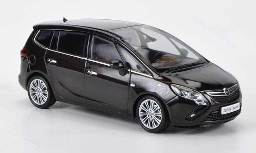opel zafira tourer c brown 2012 motorart diecast model car. Black Bedroom Furniture Sets. Home Design Ideas