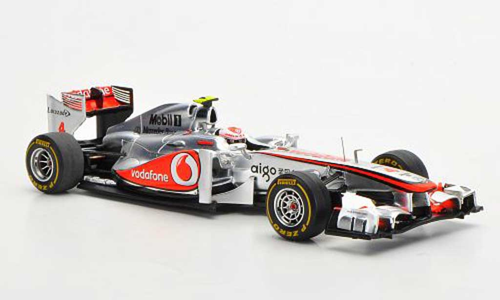 McLaren F1 2011 1/43 Spark 2011 Mercedes MP4-26 No.4 Vodafone GP Japan miniature