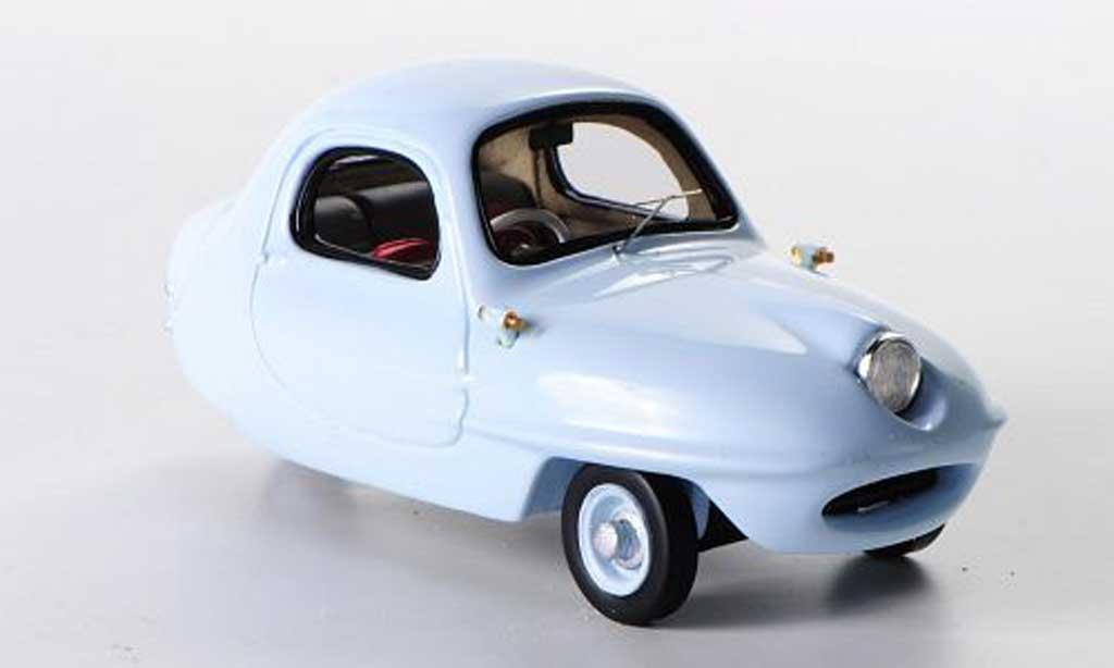 Fuji Cabin 1/43 Ebbro 5A bleu RHD 1955 miniature