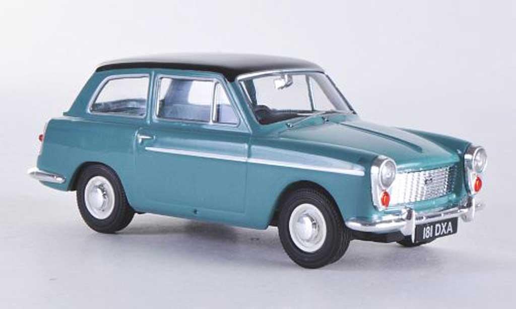 Austin A40 1/43 Vanguards Farina Mk1 Countryman bleugrise/noire RHD miniature
