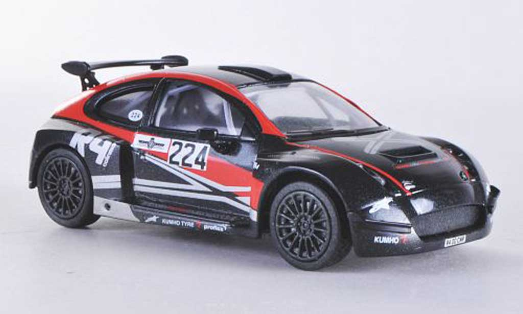 Colin McRae R4 1/43 Vanguards No.224 Goodwood Festival of Speed 2007 miniature