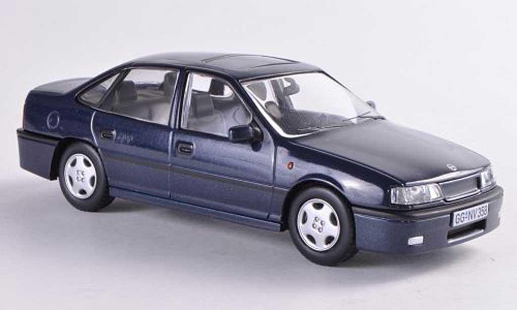 Opel Vectra 1/43 Vanguards A 2000 16V bleue LHD  miniature