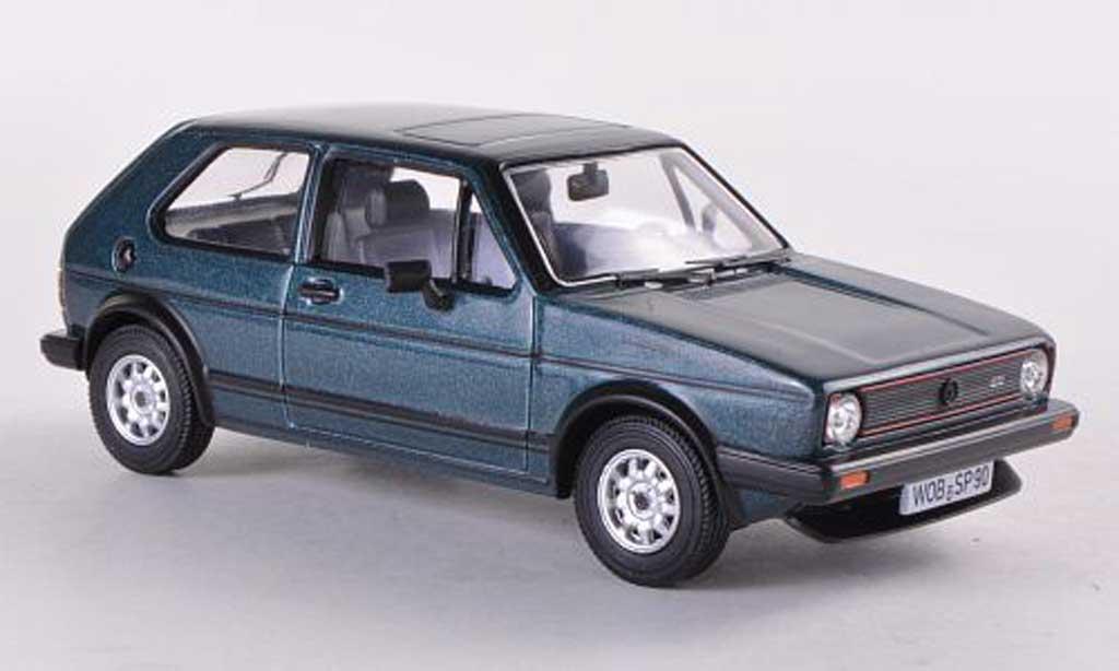 Volkswagen Golf 1 GTI 1/43 Vanguards MkI gun LHD 1980 miniatura