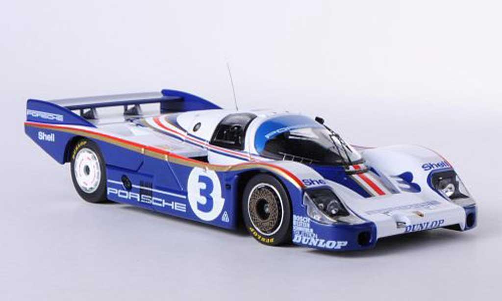 Porsche 956 1982 1/43 HPI No.3 H.Haywood / A.Holbert 24h Le Mans miniature