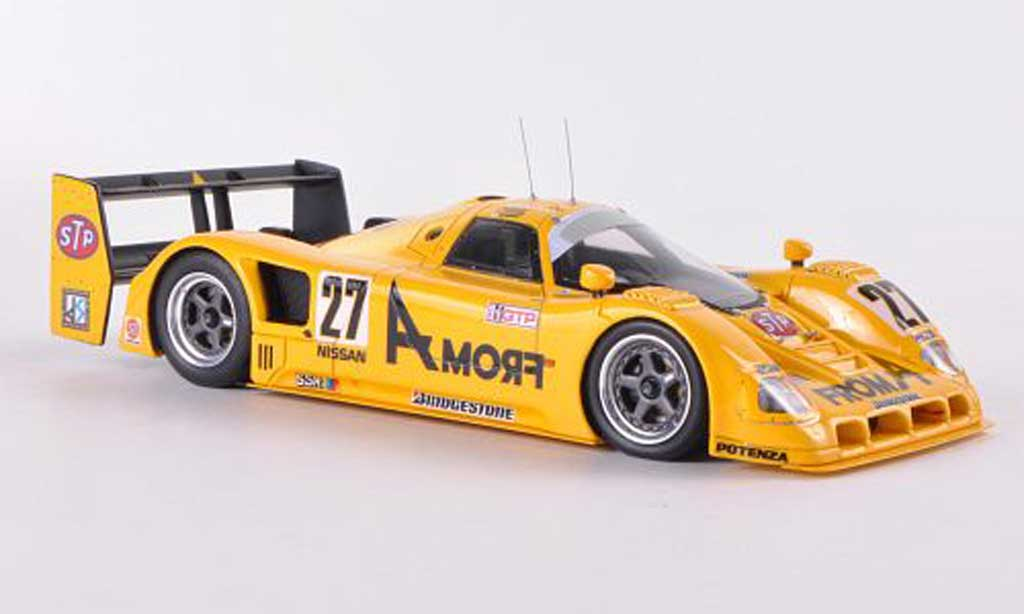 Nissan R91CK 1/43 HPI No.27 FromA Racing V.Weidler / M.Martini / J.Krosnoff / M.Hasemi Daytona 1992 miniature