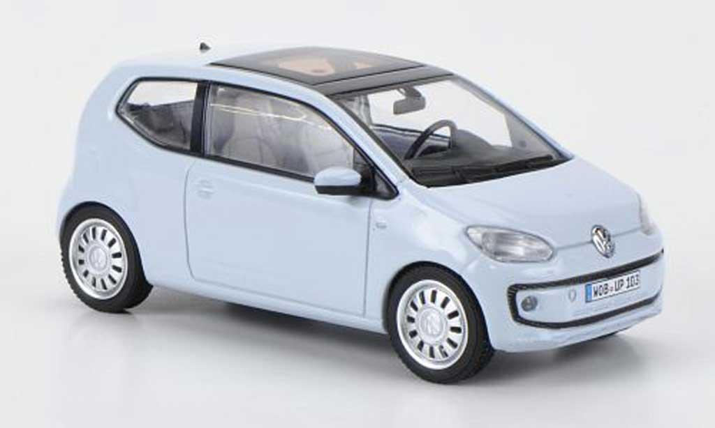 volkswagen up 2011 miniature bleu schuco 1 43 voiture. Black Bedroom Furniture Sets. Home Design Ideas
