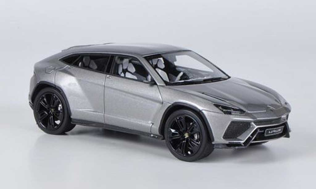 Lamborghini Urus 1/43 Look Smart grise 2012 miniature