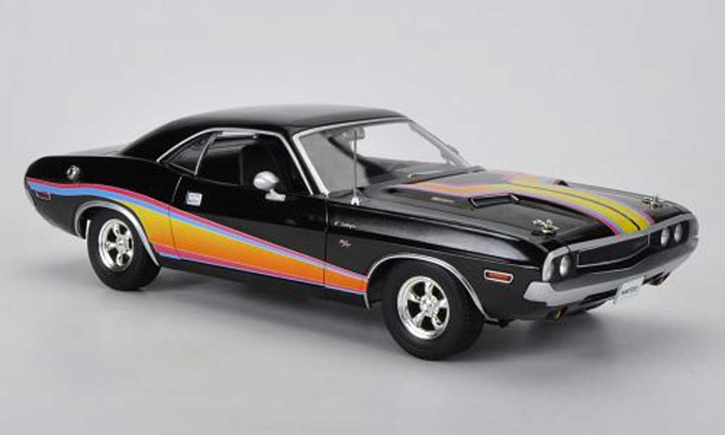 Dodge Challenger 1970 1/18 Greenlight R/T Matco Tools miniature