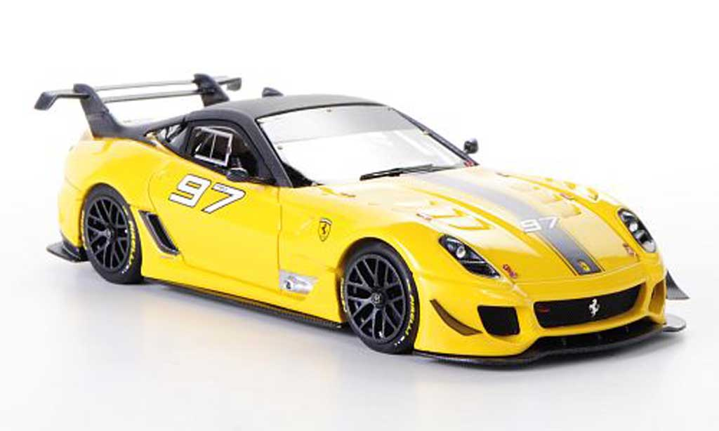 Ferrari 599 XX 1/43 Look Smart Evo No.97 diecast model cars