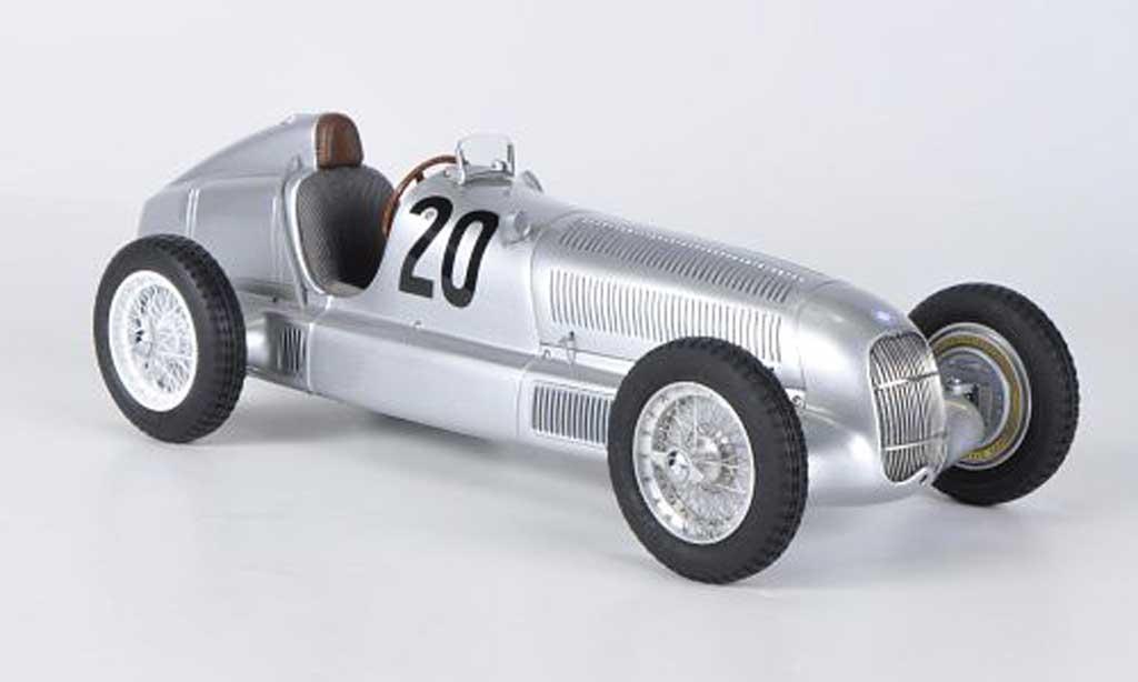 Mercedes W 25 1/18 CMC No.20 M. von Brauchitsch Eifelrennen 1934 miniature