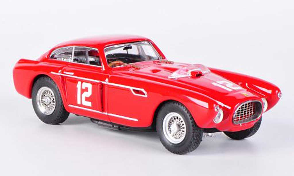 Ferrari 340 1/43 Art Model Mexico No.12 Shelby / Mc Afee Offutt 1953 miniature