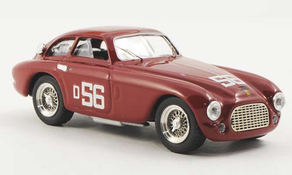 Ferrari 195 1/43 Art Model S No.56 P.Walters Bridgehampton 1 miniature