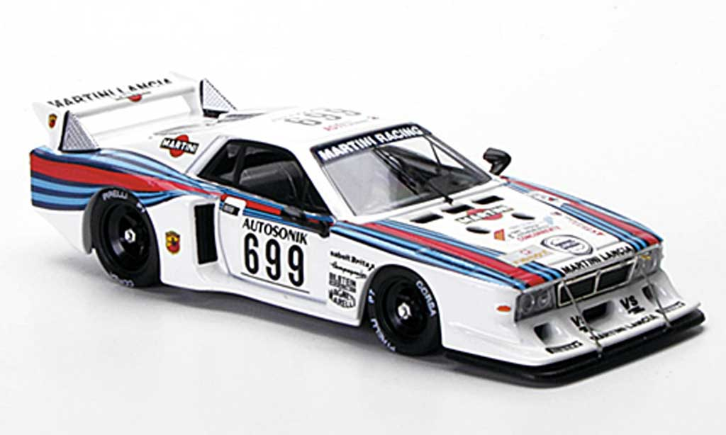 Lancia Beta 1/43 Best Monte Carlo No.699 Alboreto / Bottega / Bernacchini Giro d'Italia 1980 miniature