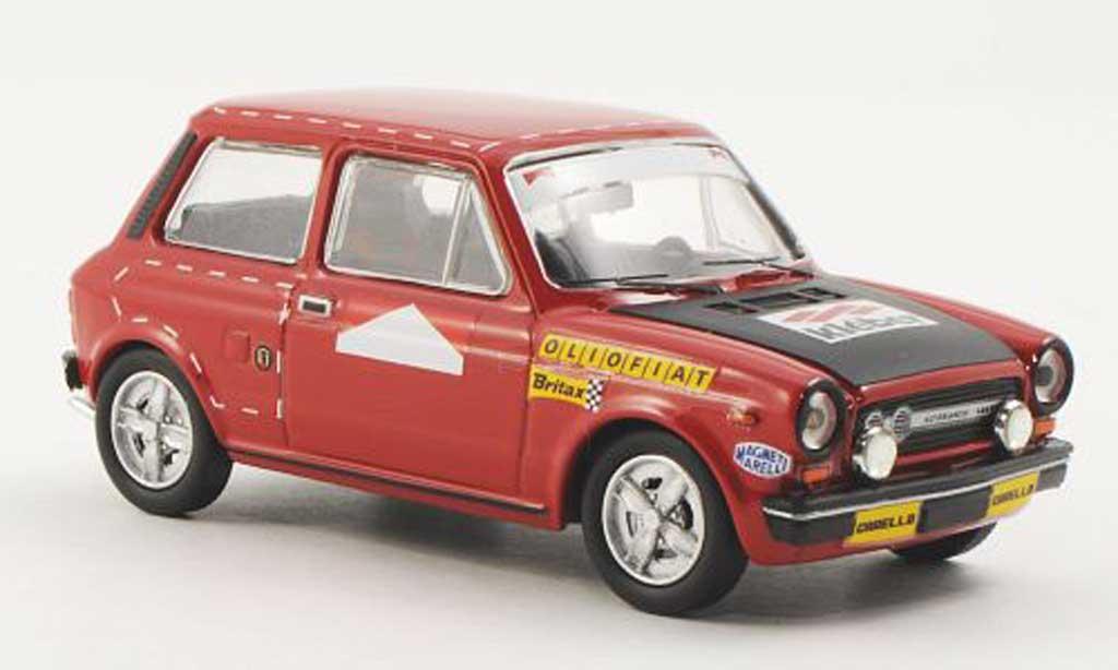 Autobianchi A112 1/43 Best Abarth Rennversion 1977 miniature