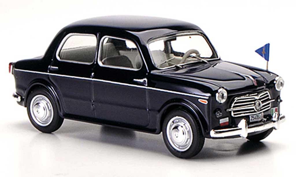 Fiat 1100 1955 1/43 Rio 103 TV Esercito Italiano Auto del Generale miniature