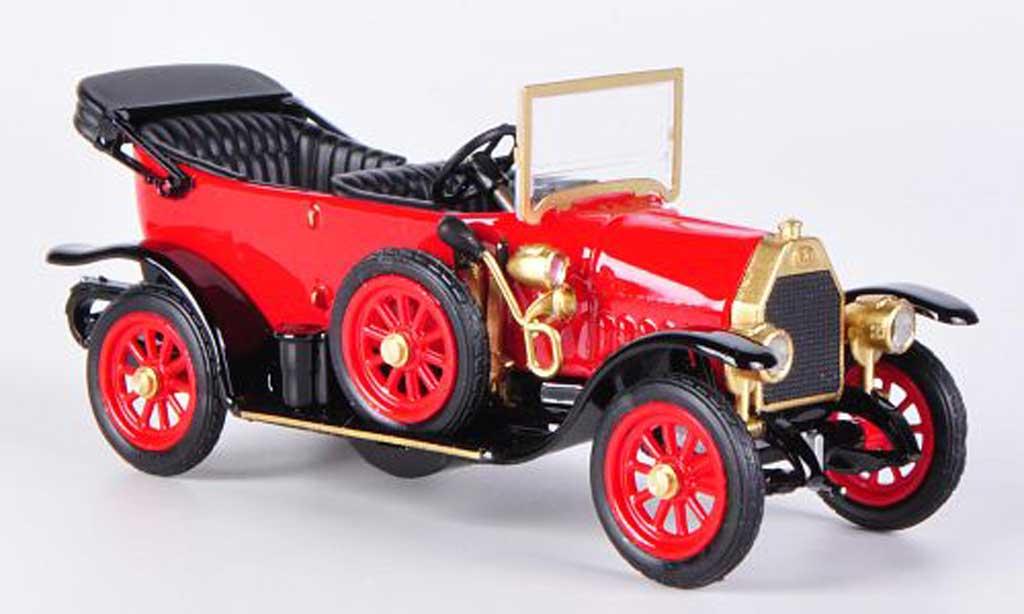 Fiat Zero 1/43 Rio Cabriolet rouge/noire 1914 miniature