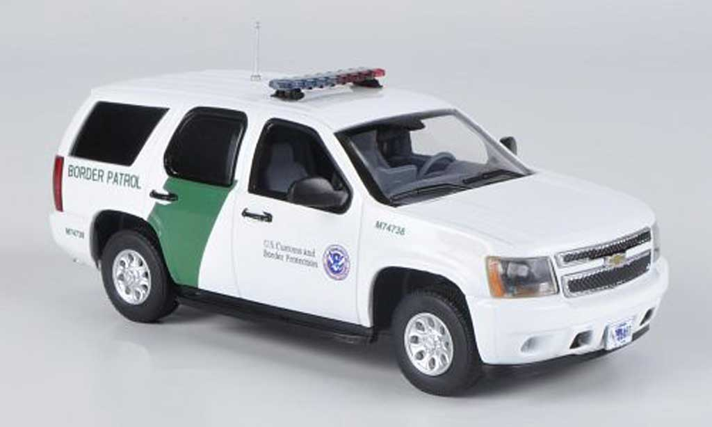 Chevrolet Tahoe 1/43 First Response U.S. Border Patrol 2011 miniature