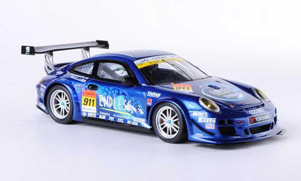 Porsche 991 GT3 Cup 1/43 Ebbro 911 2012 No.911 Endless/Taisan K.Mineo/N.Yokomizo SGT300 miniature
