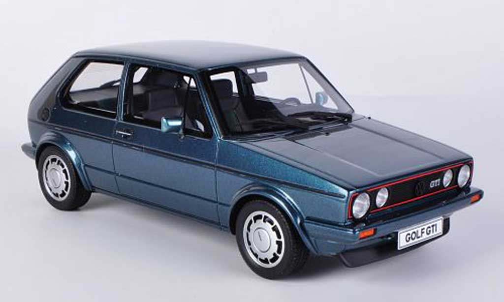 Volkswagen Golf 1 GTI 1/18 Ottomobile Pirelli petrol diecast model cars