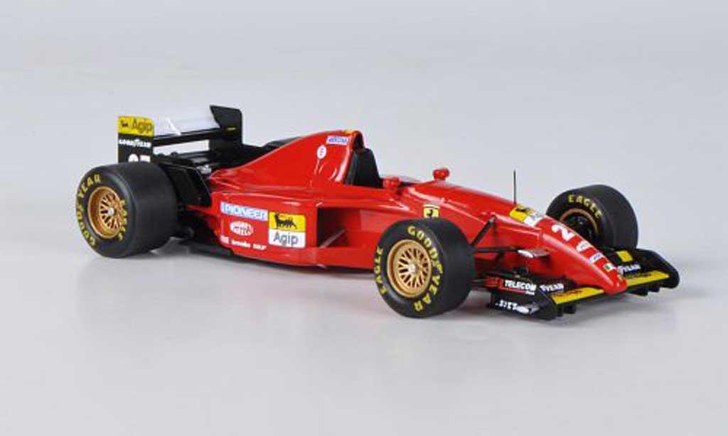 Ferrari 412 1/43 Fujimi T2 No.27 J.Alesi GP Kanada 1995