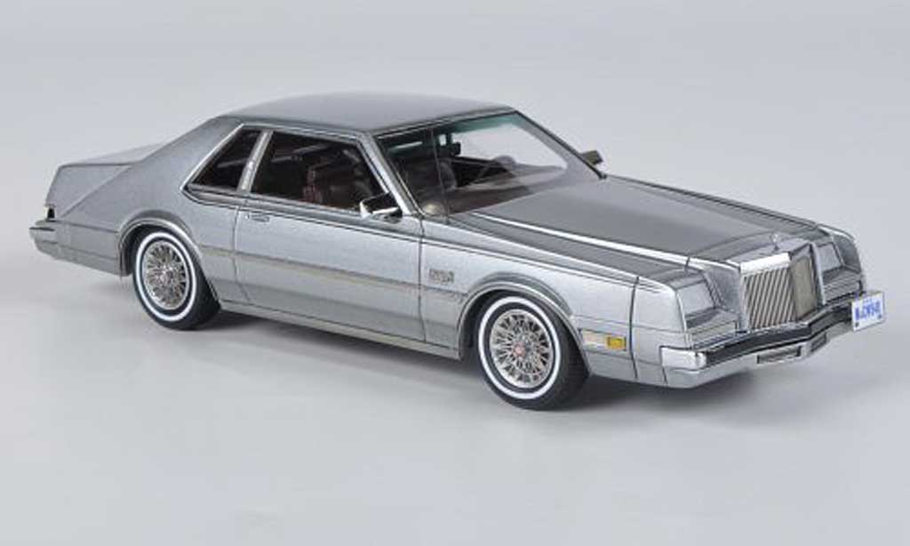 Imperial Coupe 1/43 American Excellence grise limited edition 1983 miniature