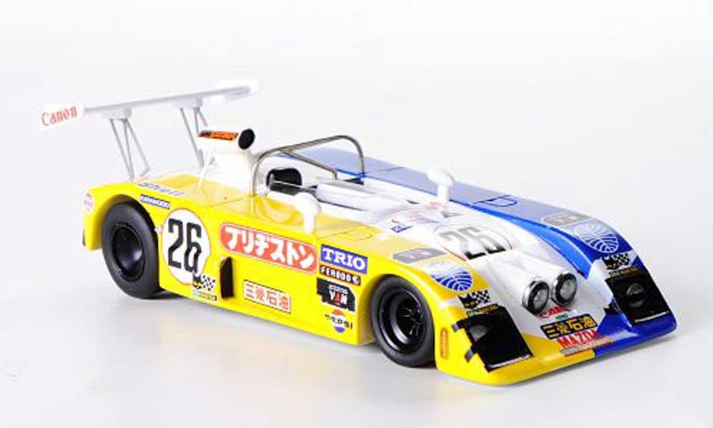 Sigma MC73 1/43 Ebbro No.26 24h Le Mans 1973 miniature
