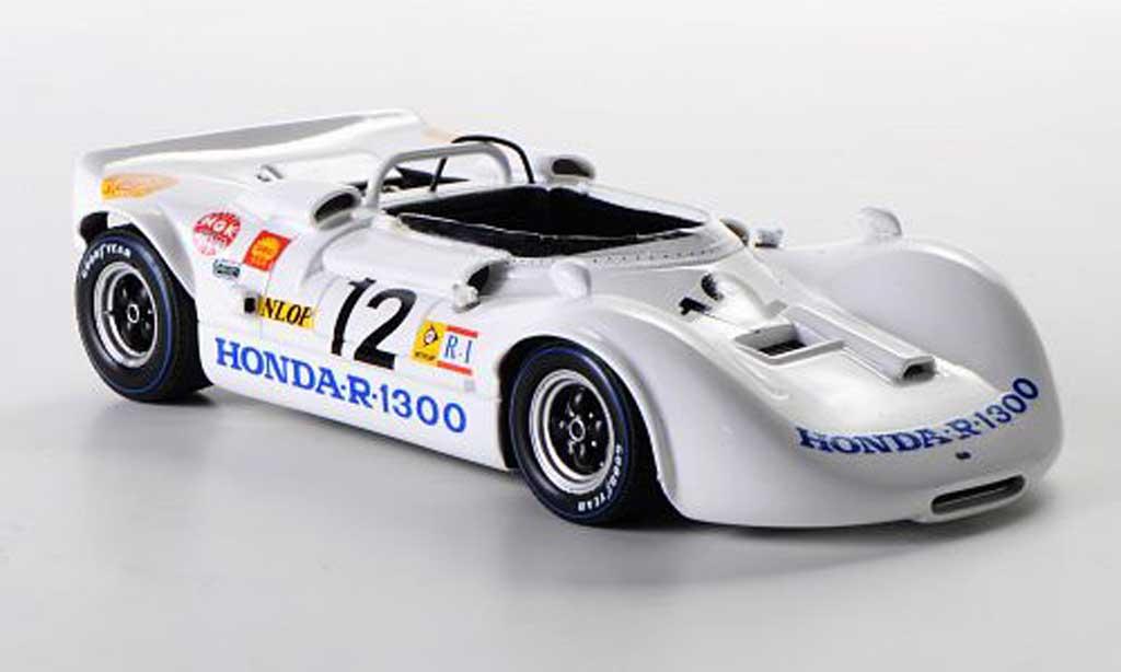 Honda R-1300 1/43 Ebbro No.12 K.Yoshifumi / T.Fukumi 1000km Suzuka 1969 miniature