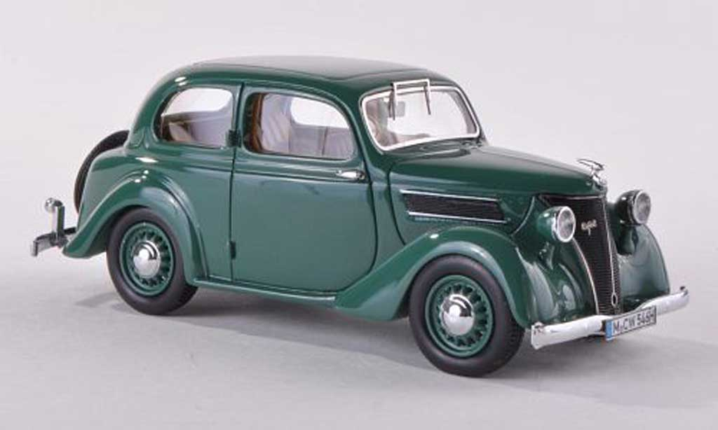 Ford Eifel 1/43 Neo noire-vert limitee edition 300 piece 1938 miniature