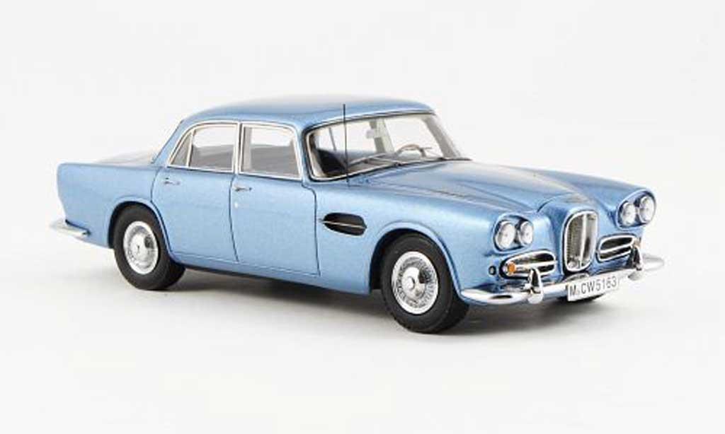 Lagonda Rapide 1/43 Neo bleu LHD limitierte Auflage 300 Stuck 1962 miniature