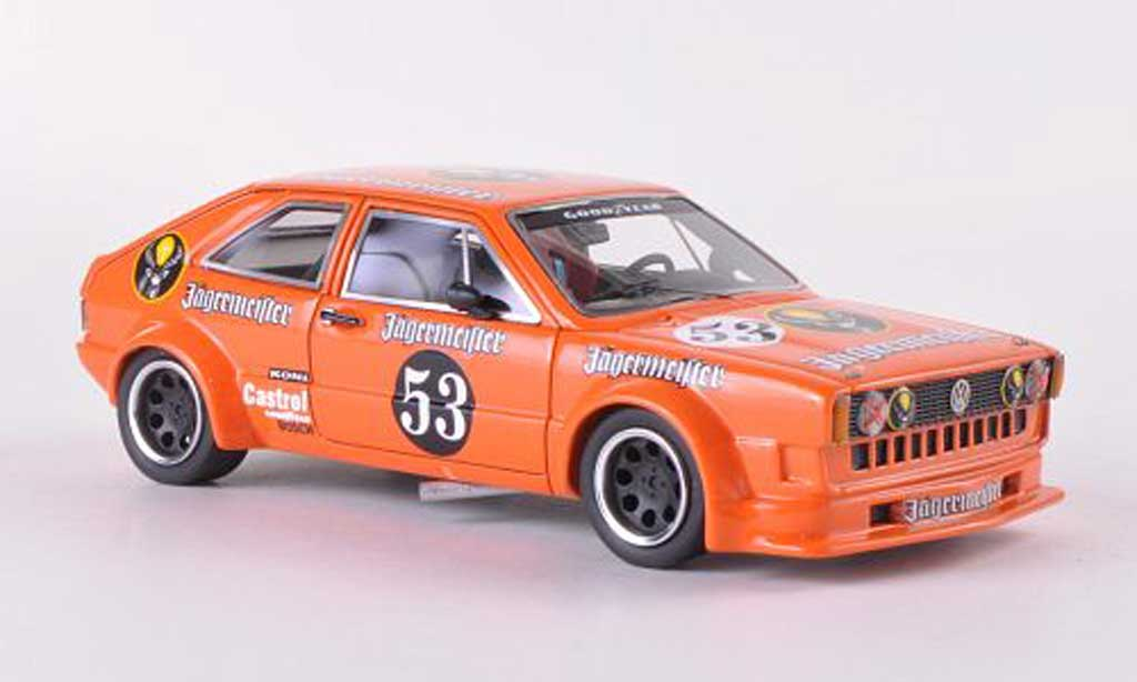 Volkswagen Scirocco Gr.2 1/43 Neo I No.53 Jagermeister ETCC Zandvoort 1977 miniature