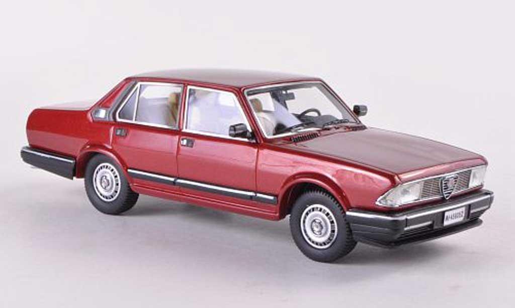 Alfa Romeo Alfa 6 2.5i 1/43 Neo 2500i rouge  1985 miniature