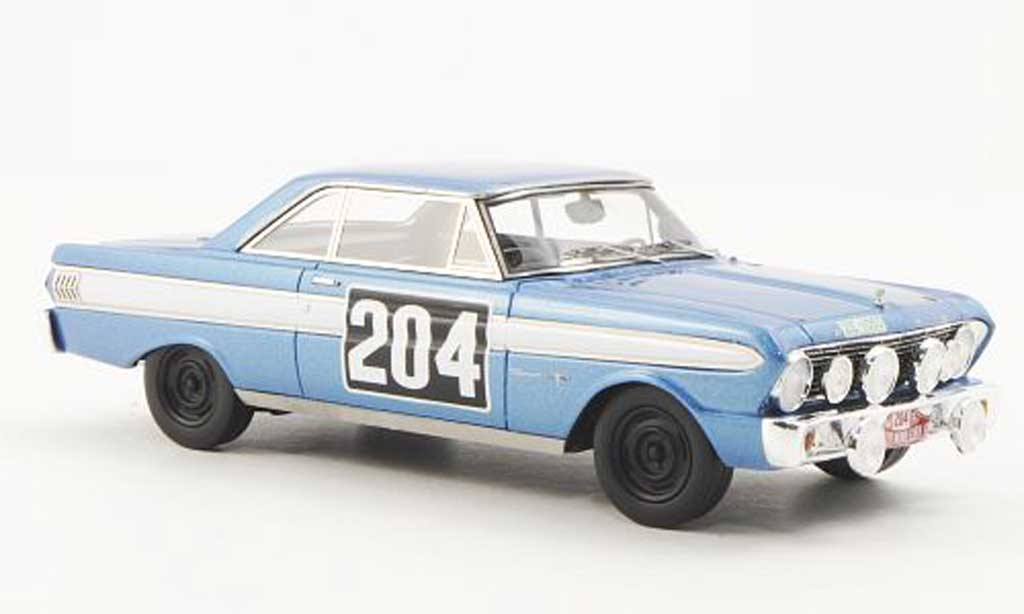 Diecast car on 1963 ford falcon futura specs