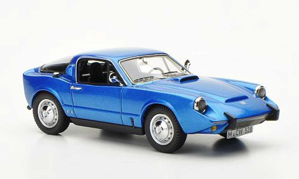 Saab Sonett 1966 1/43 Neo II bleu limitierte Auflage 300 Stuck miniature